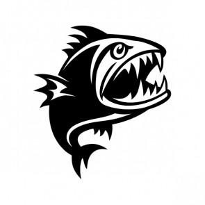 Angry Piranha Draw 21445