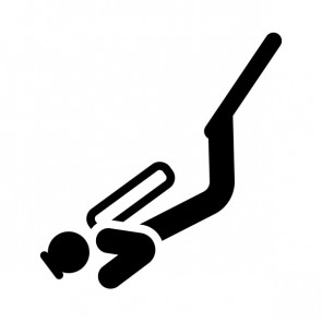 Scuba Diving Icon Diver 21505