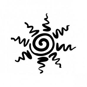 Abstract Sun 21516