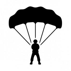 Parachuter Military Army 21536