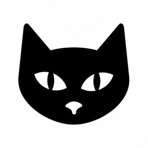 Cat Head 21539
