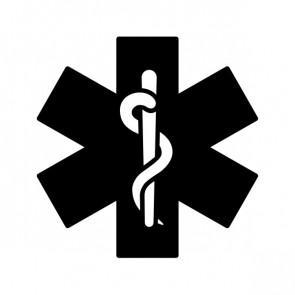 Medical Sign 21548