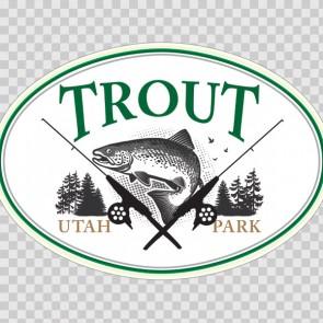 Fishing Trout Utah Park 21623
