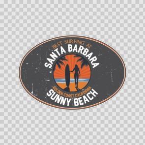 Santa Barbara Best Surfing Sunny Beach 21630