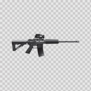 Army Military Weapon 21664