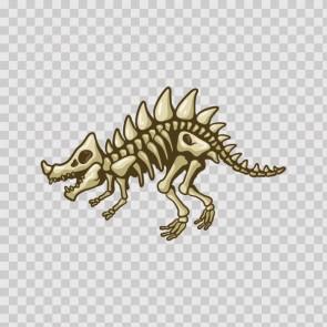 Prehistoric Dinosaur Skeleton 21709