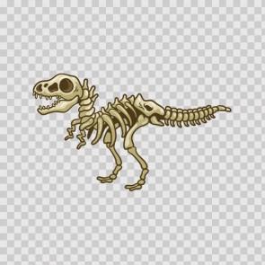 Prehistoric Dinosaur Skeleton 21710