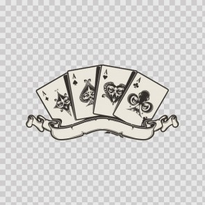 Cards Poker Aces Gambling 21726