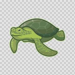Sea Turtle 21741