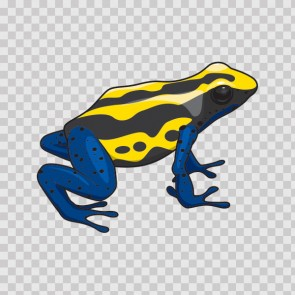 Tropical Frog 21750
