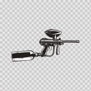 Paint Ball Gun 21824