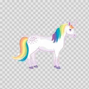Cute Unicorn Right 21828