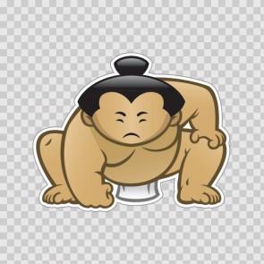 Professional Sumo Wrestler 21945