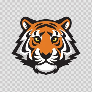 Tiger Head 21955