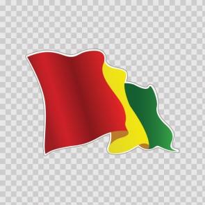 Gn Guinea Flag 22044
