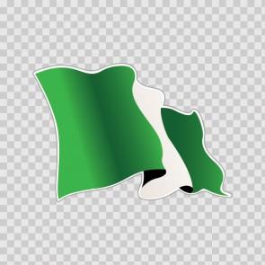 Ng Nigeria flag 22045