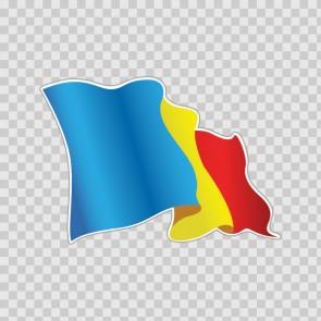 Td Chad Flag 22046