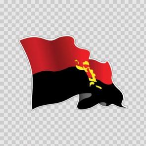 Flag Of Angola 22049