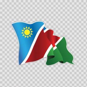 Flag Of Namibia 22050