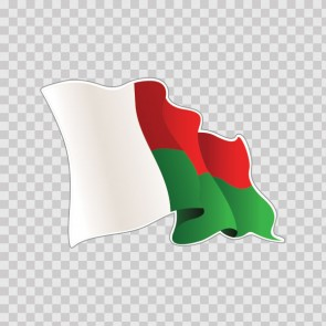 Flag Of Madagascar 22053