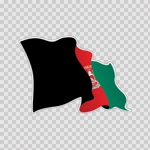 Flag Of Afghanistan 22055