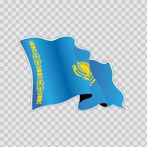 Kazakstan Flag 22056