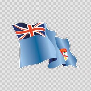 Fiji Flag 22063