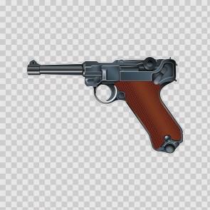 Pistole Parabellum German Army 1908 22223
