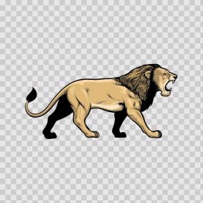 Wild Free Lion 22273