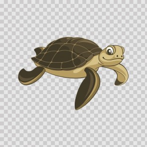 Sea Turtle Right 22292