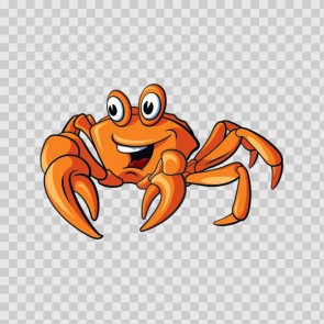 Crab Cartoon 22294