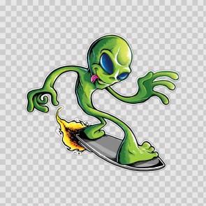 Alien Skater 22300