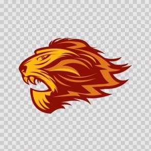 Lion Head 22322