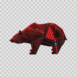 Stock Exchange Bear Market 22330