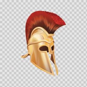 Spartan Roman Warrior Helmet 22463