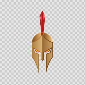 Spartan Warrior Soldier Helmet 22673