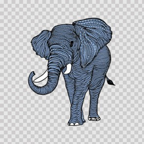 Blue Elephant 22721