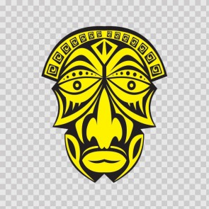Ancient African Mask 22788