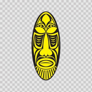 Ancient African Mask 22789