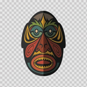 African Native Traditional Ancient Mask 22819