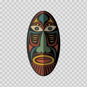 African Native Traditional Ancient Mask 22820