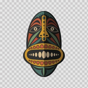 African Native Traditional Ancient Mask 22821