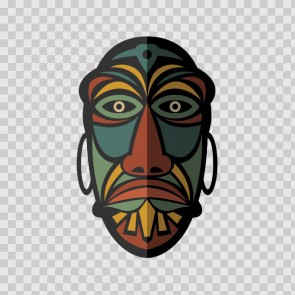 African Native Traditional Ancient Mask 22823