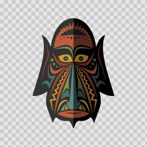 African Native Traditional Ancient Mask 22825