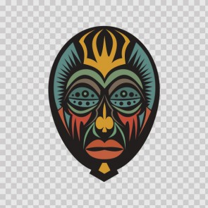African Native Traditional Ancient Mask 22826