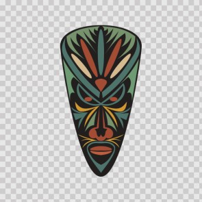 African Native Traditional Ancient Mask 22828
