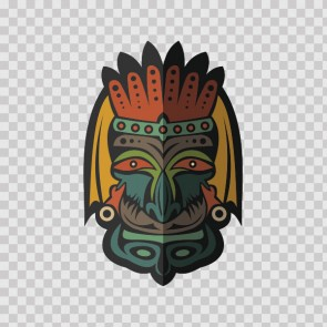 African Native Traditional Ancient Mask 22833