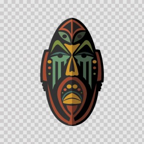 African Native Traditional Ancient Mask 22835