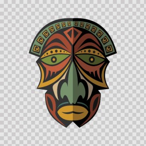 African Native Traditional Ancient Mask 22836