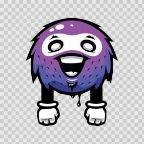 Cute Cartoon Monster Creature 22859